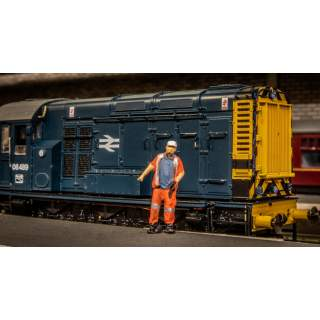 Hornby Class 08 Detailed Driver