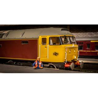 Class 47 Detailed Driver