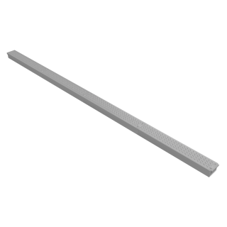 GRC Cable Trunking - 4 Ground Level Straight Sections