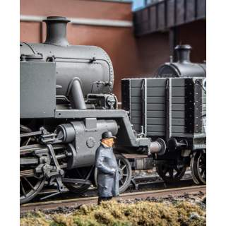 Dave The Footplate Inspector